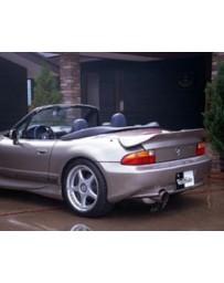 VeilSide 1996-2002 BMW Z3 E36/4 EC-I Model Rear Bumper Spoiler (FRP)