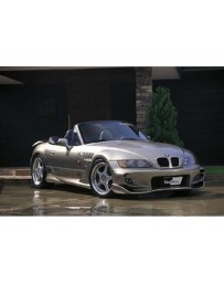 VeilSide 1996-2002 BMW Z3 E36/4 EC-I Model Side Skirts & Front Fenders Panels (FRP)