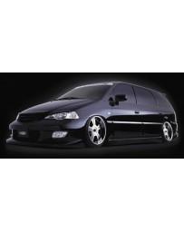 VeilSide 1999-2003 Honda Odyssey JDM RA6 Goltier Type2 Complete Kit FRP