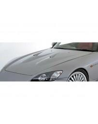 VeilSide 2000-2009 Honda S2000 AP1/ AP2 Millenium Model CARBON Hood (CFRP)