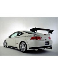 VeilSide 2002-2004 Acura RSX DC5 Racing Edition Complete Kit With Fenders Trim (FRP)