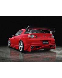 VeilSide 2003-2008 Mazda RX8 SE3P VS D1-GT Model Complete Kit (FRP)