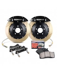 EVO 8 & 9 StopTech Performance Slotted Front Brake Kit