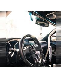 NRG Steering Wheel Hook CNC Aluminum w/ Laser Logo - Multicolor