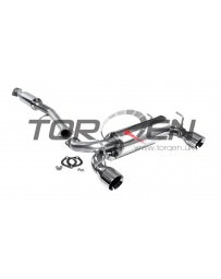 350z Tanabe Medalion Touring Catback Exhaust