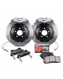 EVO 8 & 9 StopTech Performance Slotted Rear Brake Kit