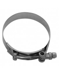 "R35 GT-R Mishimoto 2.25"" Stainless Steel T-Bolt Clamps for Use with 2.0"" Couplers"
