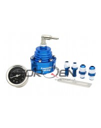 R35 Tomioka Racing Fuel Pressure Regulator - with Gauge