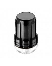 R35 McGard Black SplineDrive Cone Seat Lug Nut Set