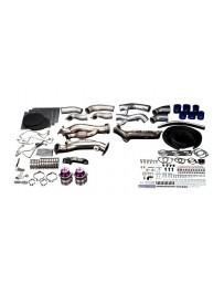 R35 HKS GTII Sport Turbo Kit