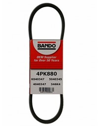 R32 Bando Serpentine Drive Accessory Belt, Alternator & Water Pump