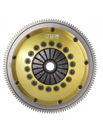 R32 OS Giken Twin Disc Clutch with Soft Aluminum Cover