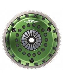 R32 OS Giken Grand Touring Twin Disc Clutch with Aluminum Cover