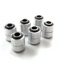 R32 SPL FKS Rear Knuckle Monoball Bushing Set