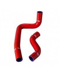 R32 Samco Kit - Radiator Hoses Blue