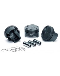 R32 SuperTech Piston Kit For Turbo/Nitrous Applications For use with Ring Set GNH8650