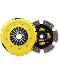 R33 ACT HD Pressure Plate with Race Sprung 6-Pad Clutch Disc
