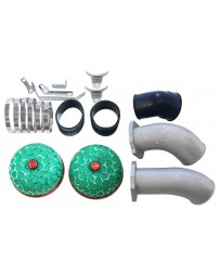 R33 HKS Super Mega Flow Reloaded Intake Kit