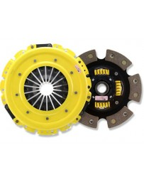 R33 ACT XT Pressure Plate with Race Sprung 6-Pad Clutch Disc