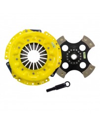 R32 ACT Heavy-Duty Clutch Kit 4 Puck Solid Disc (R4)