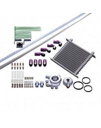 R33 HKS Oil Cooler Kit