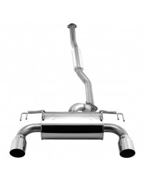 R33 APEXi RS Evo™ 304 SS Cat-Back Exhaust System