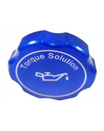 Toyota GT86 Torque Solution Billet Aluminum Blue Oil Cap