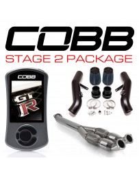 R35 Cobb Nissan GT-R Stage 2 Power Package NIS-005