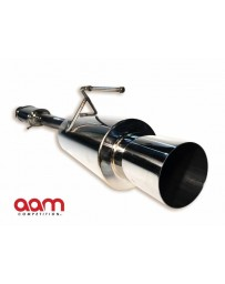 "370Z AAM Competition 3"" Single Exit Exhaust System"