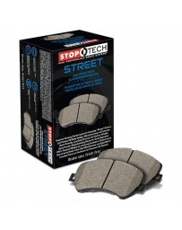 370z StopTech Street Brake Pads for Akebono brakes - REAR