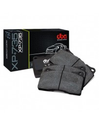 370z DBA XP+735 Circuit Performance Rear Brake Pads