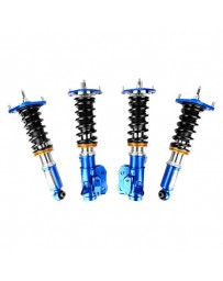 "Toyota GT86 Cusco 0.0""-0.6"" x 0.0""-1.4"" Street Zero-A Front and Rear Lowering Coilover Kit"