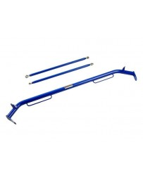 "370z NRG Blue Harness Bar 47"" - Universal"