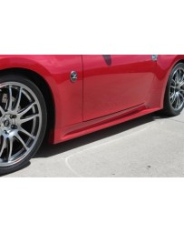 370z Stillen Urethane Side Skirts