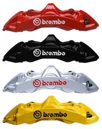 370z Brembo Front 6-Piston GT Big Brake Kit