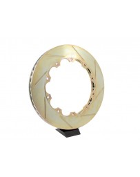 370z Brembo Replacement 2 Piece Disc Rotor, Slotted LH - 355x32