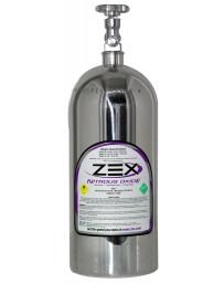 370z ZEX Nitrous Cylinder 2 Lb Polished
