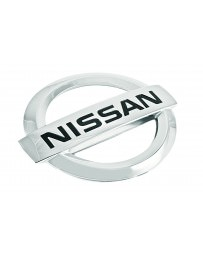 350z Nissan OEM Rear Boot Emblem