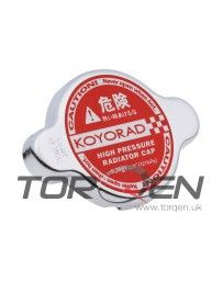 R35 GT-R Koyo 1.3 Bar Hyper Red Racing Radiator Cap