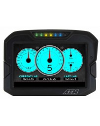 370z AEM CD-7 Super Bright Full Color Digital Racing Display