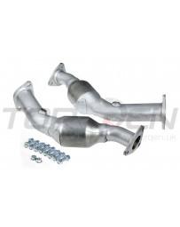 370z Stillen HFC High Flow Catalytic Converters