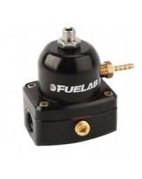 370z Fuelab Universal Black EFI Adjustable Fuel Pressure Regulator