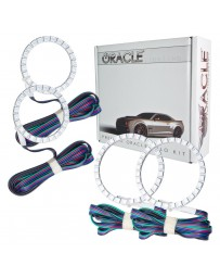 370z Oracle Lighting SMD ColorSHIFT-Simple Dual Halo kit for Headlights 2009-2014