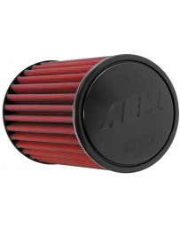 "370z AEM 3.25"" x 9"" DryFlow Air Filter, Replacement for 21-2109BF and Nismo 16576-RNSP8"