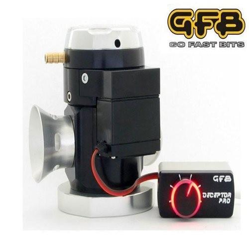 Universal Turbo Plenum: 370z GFB Deceptor Pro Universal Blow Off Valve