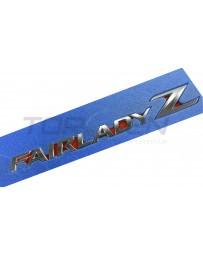 350z Nissan JDM Nismo Fairlady Z Emblem