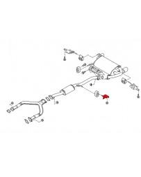 350z Nissan OEM Exhaust Hanger Bracket
