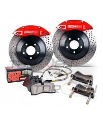 370z StopTech Rear 355mm 4-Piston Big Brake Kit
