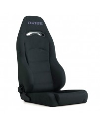 370z Bride Digo II Light Reclinable Seat - Black