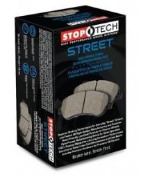 350z Stoptech Street Brake Pads, Rear, Non-Sport